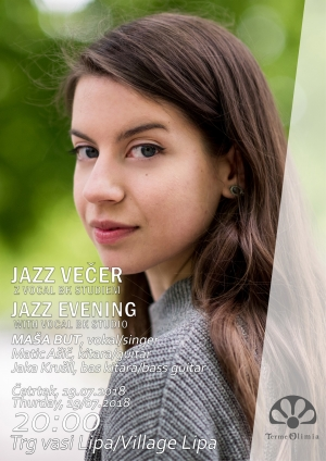 Jazz večer z Vocal BK Studiem